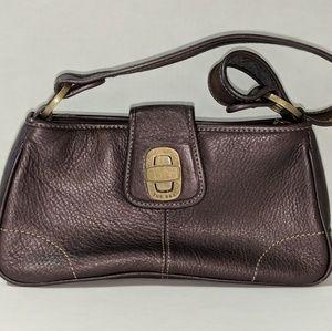 The Sak - Brown Leather Handbag